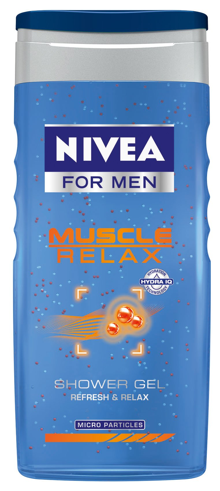 Nivea For Men Muscle Relax tusfürdő
