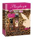 Playboy  Play It Wild ajándékcsomag  dezodor 150ml+tusfürdő 250ml